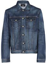 Diesel Nhill Denim Jacket, Blue