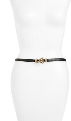 Raina Fitzgerald Leather Belt