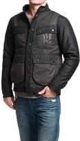 Barbour Kirknasu Waxed-Cotton Jacket (For Men)