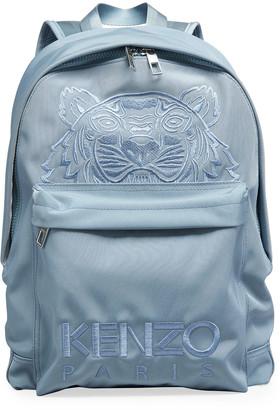 Kenzo Men's Tonal Embroidered-Logo Backpack