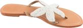 Aspiga Women's Starfish Beaded Sandal