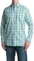 Robert Talbott Anderson Check Sport Shirt - Cotton, Long Sleeve (For Men)
