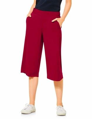 Street One Women's 373291 Culotte Loose Fit Trouser