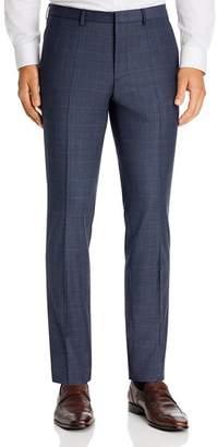 HUGO Hesten Tonal Plaid Extra Slim Fit Suit Pants