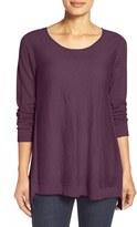 Eileen Fisher Scoop Neck Sweater (Regular & Petite)