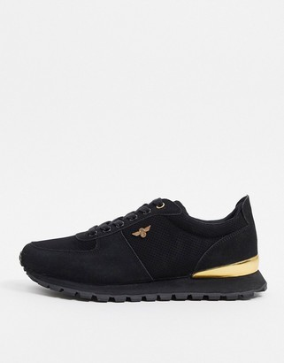 Creative Recreation chunky trainers in black