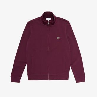 Lacoste Men's Zip Fleece Sweatshirt