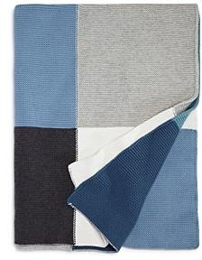 Elegant Baby Infant Boys' Patchwork Blanket