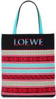 Loewe Knit Vertical Tote Bag