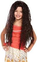 Disguise Moana Deluxe Wig