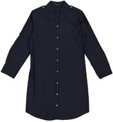 Theory Navy Cotton Dresses