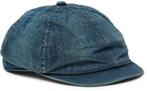 Rrl - Denim Flat Cap