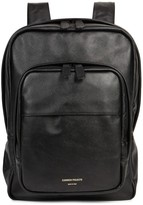 Common Projects Black Leather Backpack