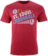 '47 Men's St. Louis Cardinals Crosstown Scrum Bic T-Shirt