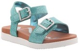 Nina Girl's Jacklin 2 Glitter Sandal
