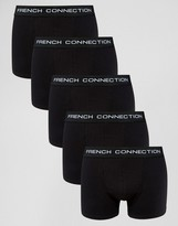 French Connection 5 Pack Boxers
