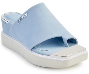 DKNY Tarah Platform Sandals