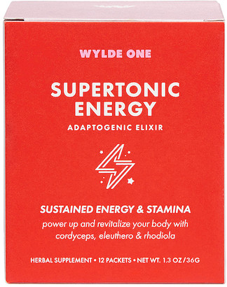 WYLDE ONE Supertonic Energy
