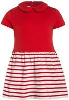 Petit Bateau FAVELO Jersey dress red