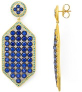Freida Rothman Marquee Drop Earrings