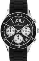 Jacques Lemans Men's 1-1586A Rome Sports Sport Analog Chronograph with Silicone Strap Watch