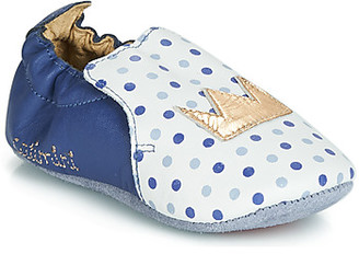 Catimini CHIQUETTE girls's Flip flops in Blue