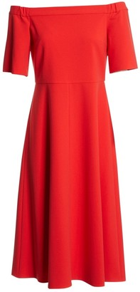 Tibi Red Polyester Dresses