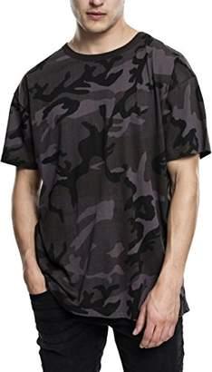Urban Classic Men's Oversized Tee T - Shirt,L