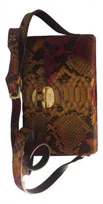 Ghibli Multicolour Python Handbags