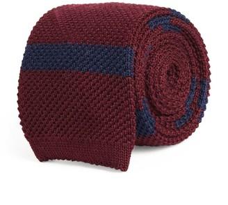 Brunello Cucinelli Knitted Tie