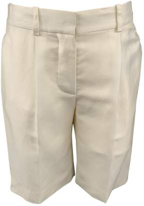 Chloé \N Other Silk Shorts