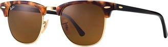 Ray-Ban Clubmaster Flek Sunglasses