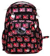 Ju-Ju-Be Hello Kitty Collection Be Right Back Backpack Diaper Bag, Hello Perky