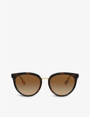 Burberry BE4316 phantos-frame sunglasses