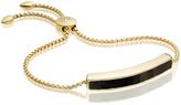 Monica Vinader Onyx Baja Bracelet