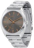 Roxy Women's RX/1006GYSV THE WANDERER Silver-Tone Bracelet Watch