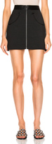 Alexander Wang High-Waisted Mini Skirt