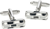 Johnston & Murphy Block Cylinder Cufflinks