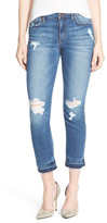 Joe's Jeans 'Ex-Lover' Crop Skinny Jeans (Mallie)