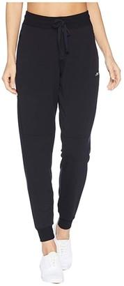 Skechers Go Walk Skechluxe Monsoon Joggers (Black) Women's Casual Pants