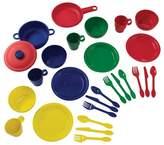Kid Kraft Primary Colors Cookware 27 Piece Set
