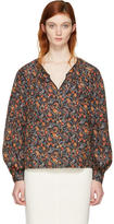 Isabel Marant Multicolor Ryton Blouse