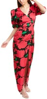 Thumbnail for your product : De La Vali Ohio Midi Dress