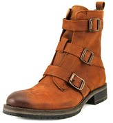Wolverine Lizzie Women Round Toe Leather Brown Mid Calf Boot.