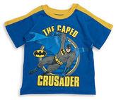 Nannette Boys 2-7 The Caped Crusader Batman Tee