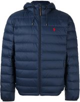 Polo Ralph Lauren quilted shell jacket