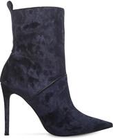 Kg Kurt Geiger Rascal velvet calf boots