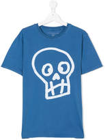 Stella McCartney TEEN Arrow skull-print T-shirt