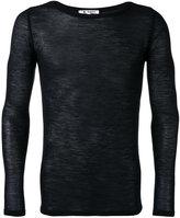 Barena plain sweatshirt - men - Silk/Cashmere/Virgin Wool - S