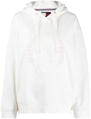 Tommy Hilfiger Crest Embroidery hoody